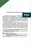 Firedman_ Metodologia Da Economia Positiva Friedman