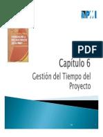 Capitulo6PMBOK_4_edicion