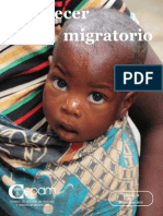Acontecer Migratorio 3-6 2013