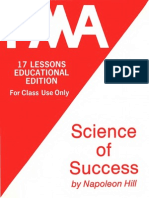 HillNapoleon PmaScienceOfSuccess Text