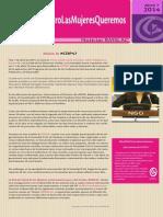 Boletín No#CPD47 ¿Qué queremos de la #CPD47?