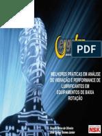 Melhores Praticas Em Analise de Vibracao e Performance de Lubrificantes