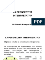 Pers Interpretativa