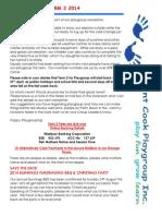 PCPG Term2 Newsletter