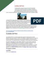 Las Ciudades Perdidas del Perú