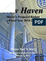 Fy 2015 Mayors Budget