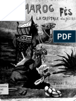 Au Maroc; Fes, La Capitale Du Nord - Perigny, Maurice, Comte de, 1877