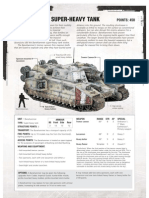 m2440063 Imperial Guard Datasheet - Bane Hammer