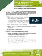 Actividad Unidad 1. Explorando Microsoft Excel 2010_V3