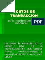 050512 de Costos de Transaccion