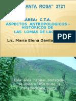 Aspectos Antropologicos-cultura de Las Lomas de Lachay