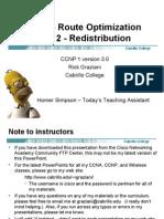 Cis185 Mod8 RouteOptimization Part2
