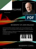 john williams slideshow