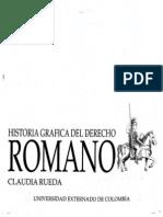 Historia Grafica Derecho Romano (Historia y Fuentes)