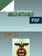simbolos SENA