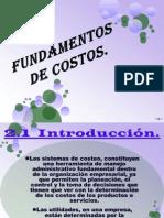Unidad 2Fundamentos de Costos Ultima Presentacion