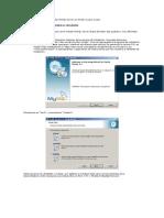 Manual que explica cómo instalar MySQL Server en Windows paso a paso