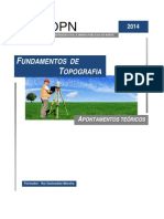 Fundamentos de Topografia 2014
