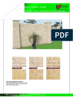 Engineered Boundary Walls DSM