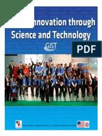 GIST Brochure 2013