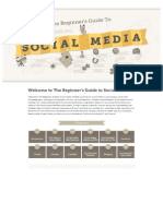 The Beginners Guide to Social Media