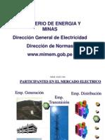 Norma técnica de calidad de servicio eléctrico