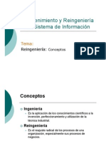 Clase 1 - Reingenieria