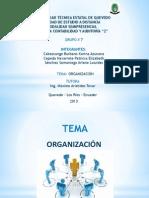 Diapositiva Organizacion