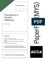 Ftxmys Pilot Paper