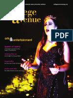 College Avenue Magazine