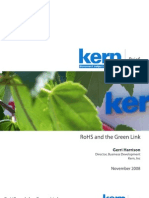 RoHS and the Green Link White Paper
