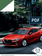 Mazda3 Smart Start Guide