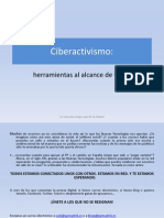 Ciber Activismo