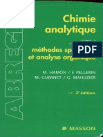 Chimie Analytique Tome 3