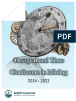 Occupational Time Continuum in Mining (March 28-2014)