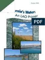 Water Primer 102208