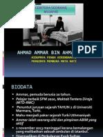 Ahmad Ammar Bin Ahmad Azam Ab Rahman