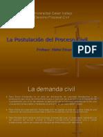 Postulacion Del Proceso[1][1]