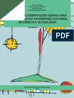Cartilha de Orientacoes Gerais Para Preservacao Do Patrimonio Cultural de Ciencia e Tecnologia v2