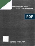 Berenguer - Introducción a la música electroacústica