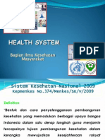 Sistem Kesehatan