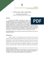 teoria da agenda-Geraldo-Márcio-Peres-Mainenti