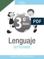 Leng_3b Septiembre Guia