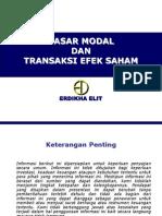 1 Pasar Modal Dan Transaksi Efek Saham_2