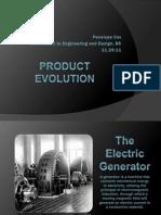 product evolution 1