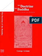 Grimm, George - Doctrine of the Buddha (406p)