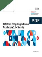 IBM CCRA 3.0 Security External