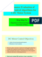 PID and Fuzzy Logic Controllers