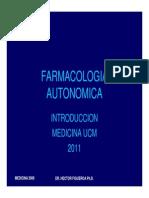 Farmed 10 Farmacologia Autonomica
