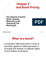 Bonds and Bond Valuation_chapter 5